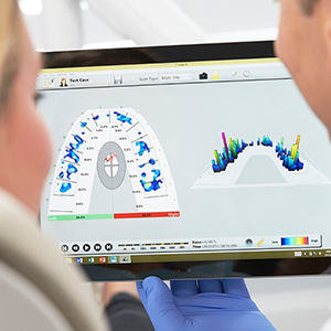 Phoenix dentist tech scanner technology