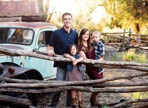 Tyler & family